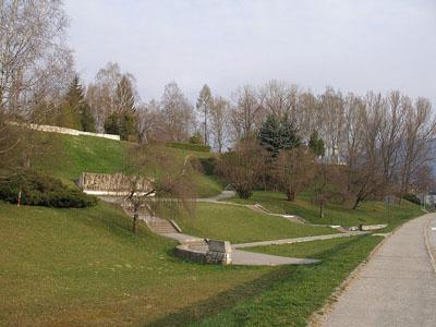 Czechoslovakian War Cemetery Martin-Priekopa