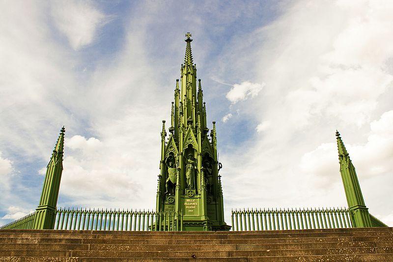 Pruisisch Nationaal Monument voor de Bevrijdingsoorlogen