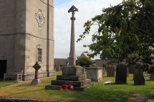 War Memorial Witham on the Hill