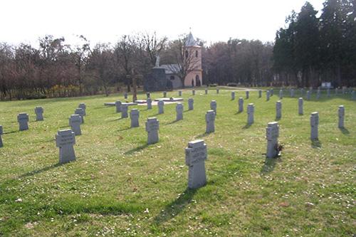 German War Cemetery Szombathely