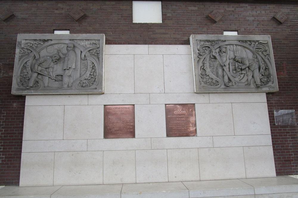 Monument Station Amersfoort