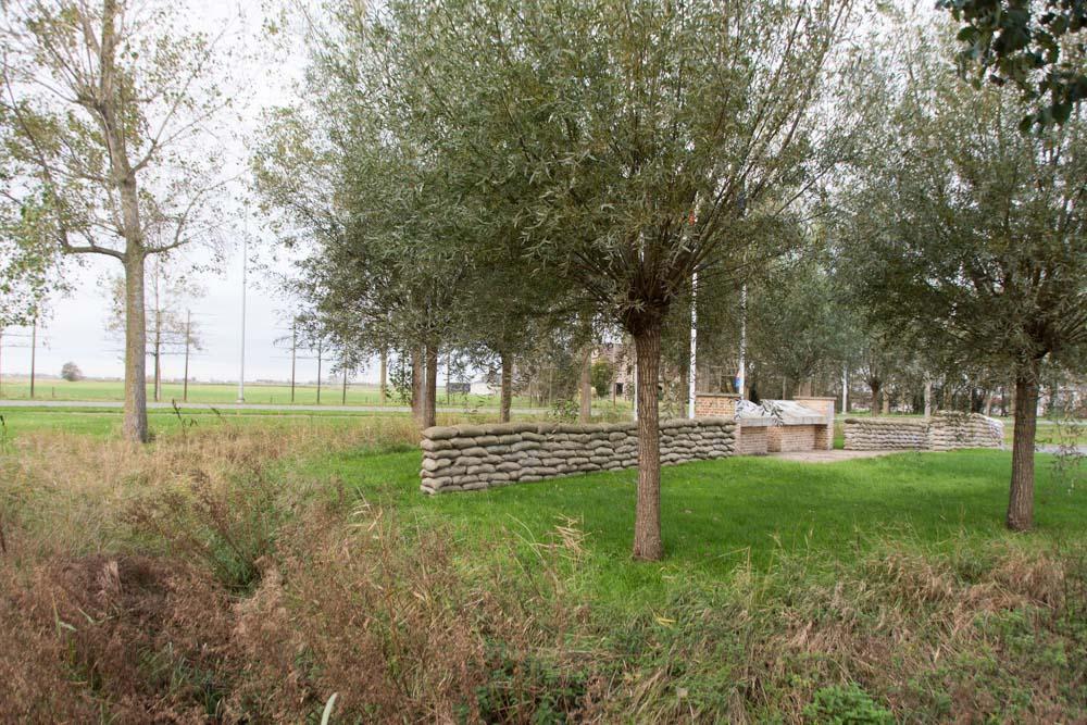 Memorial Battle of Ramskapelle