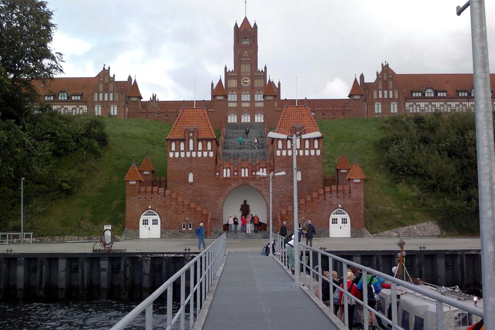 Bootshafen der Marineschule Mürwik