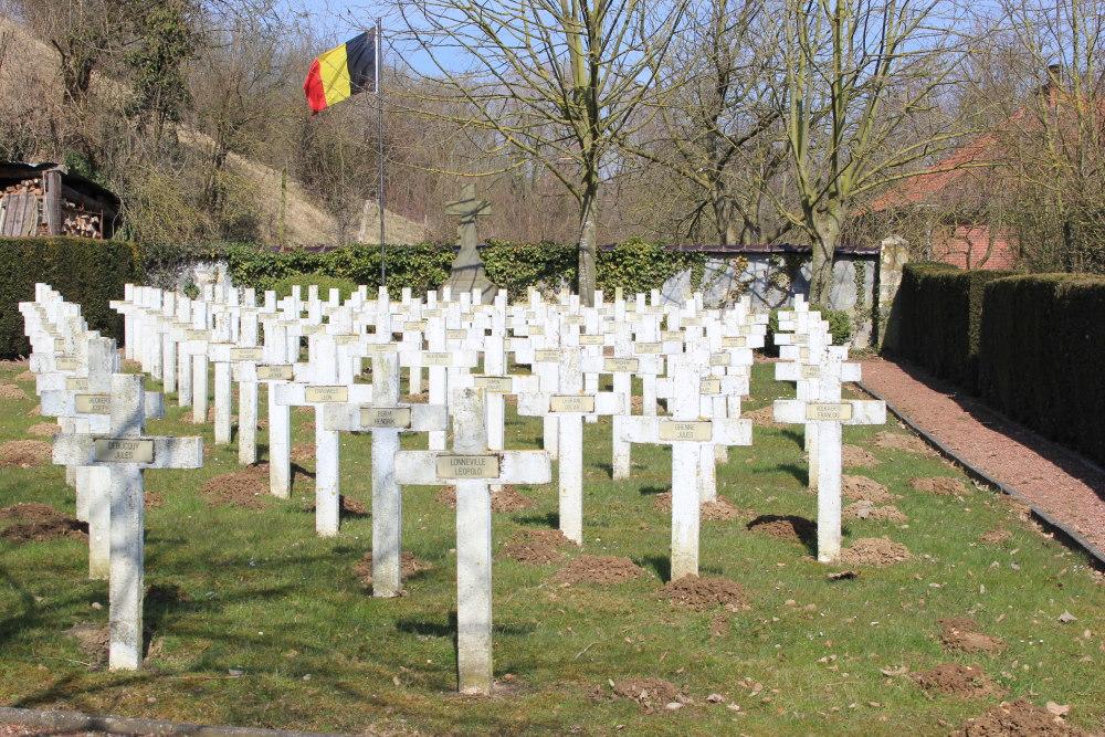 Voormalige Belgische Oorlogsbegraafplaats Kanne