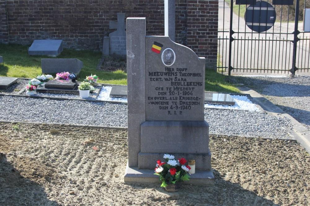 Belgian War Grave Meldert