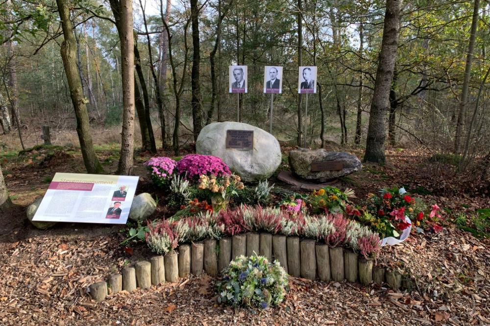 Monumenten Razzia 14 Oktober 1944 Holten