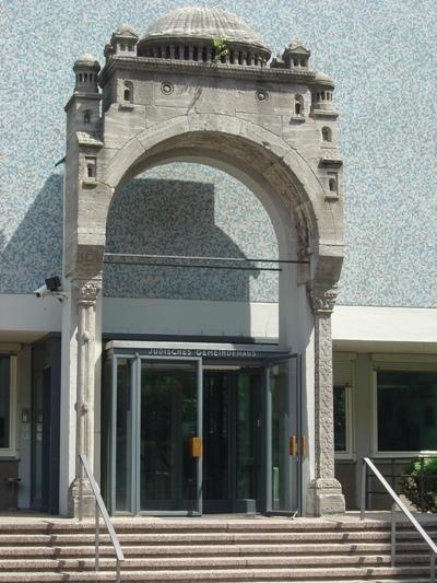 Monument Joodse Gemeenschapshuis