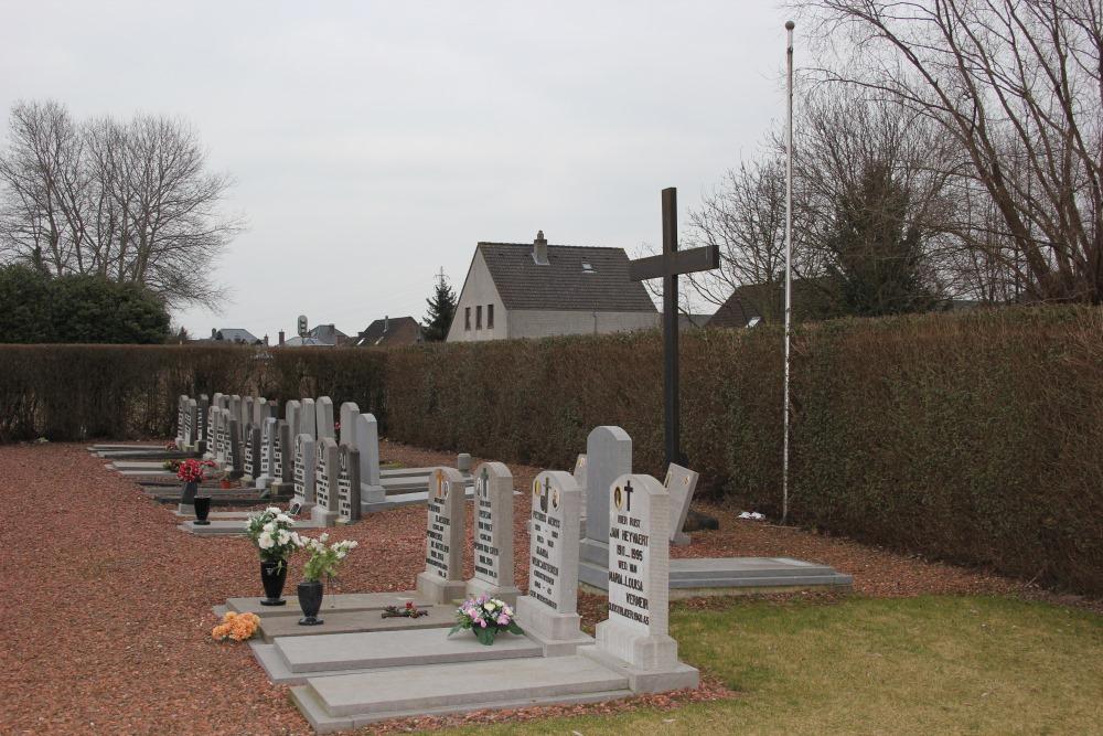 Veteran Cemetery Baasrode-Briel