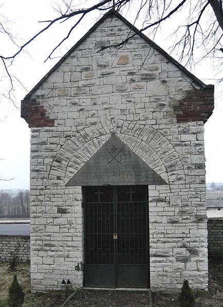Duits-Oostenrijkse Oorlogsbegraafplaats Boniewo