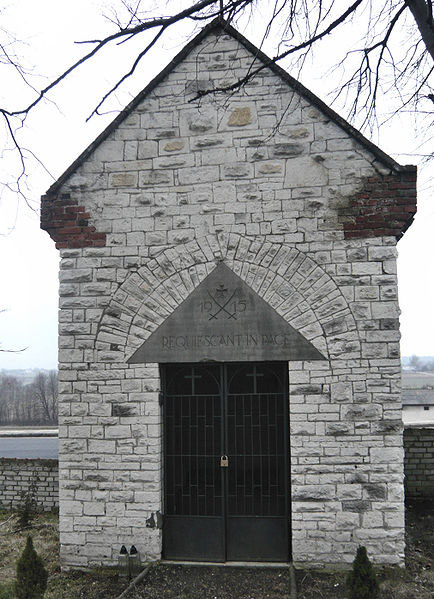 German-Austrian War Cemetery Boniewo