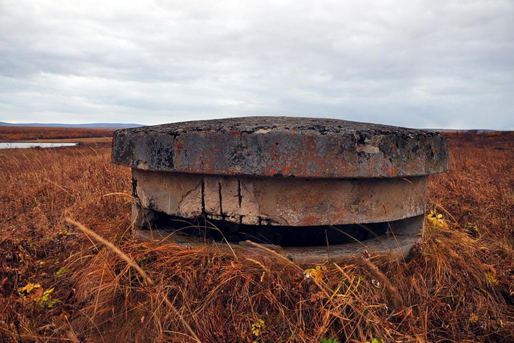 Command Bunker No. 959