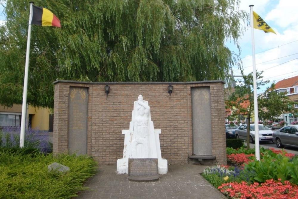 War Memorial Lombardsijde