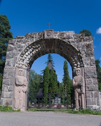 Finnish War Graves Ruokolahti