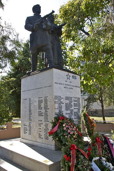 Memorial Killed Partisans Jakovo