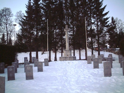 Oorlogsgraven van het Gemenebest Tromsø