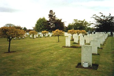 Commonwealth War Graves Hull - Northern Cemetery