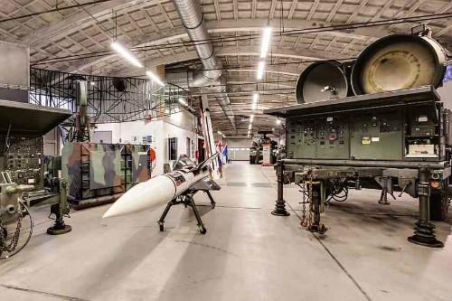 Historische Collectie Grondgebonden Luchtverdediging