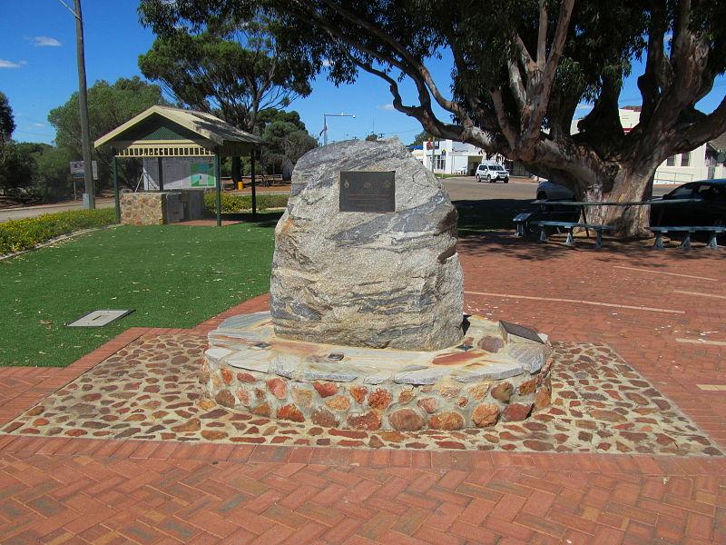 War Memorial Goomalling