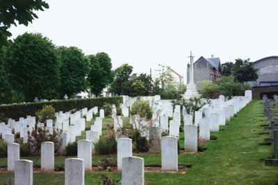 Commonwealth War Graves Le Havre