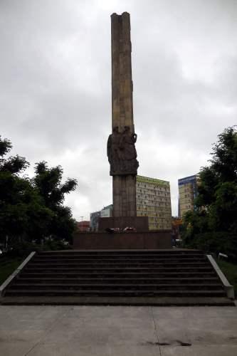 Bevrijdingsmonument Szczecin
