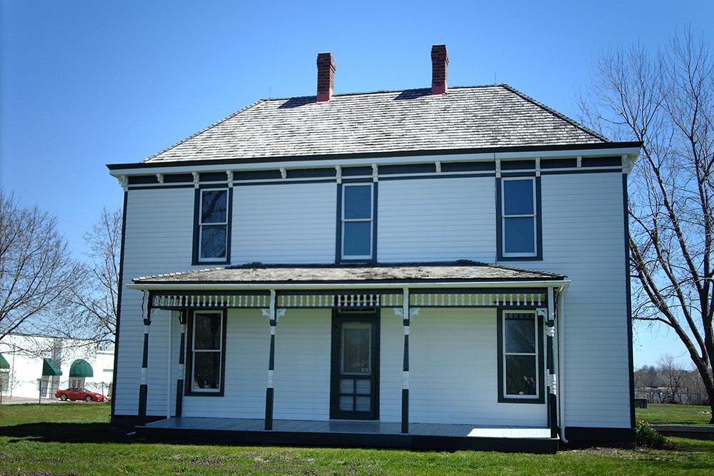 Harry S. Truman Farm Home