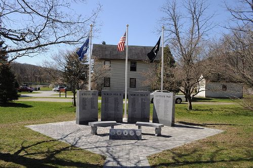 Veterans Memorial Kent