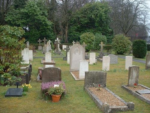 Oorlogsgraven van het Gemenebest Sandhurst Royal Military Academy Cemetery