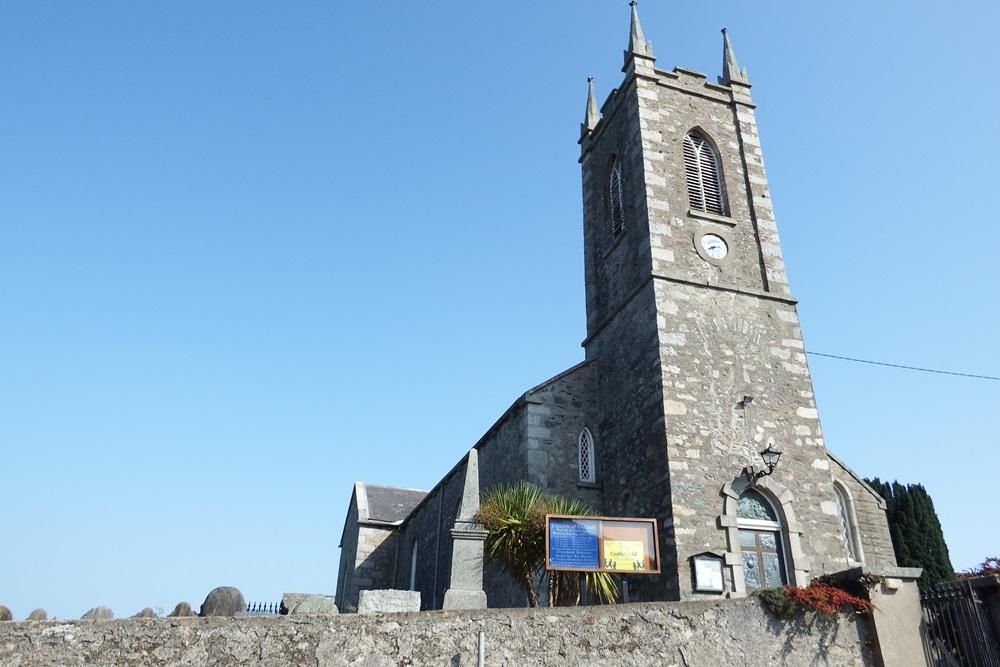 Commonwealth War Grave Newcastle Church of Ireland Churchyard