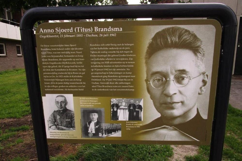 Information Panel Resistance Titus Brandsma