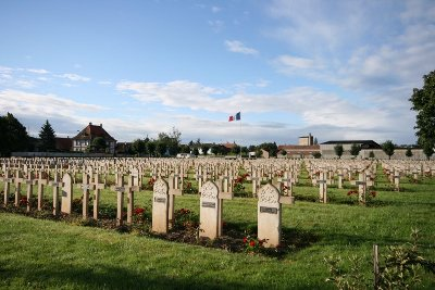 French War Cemetery Cernay