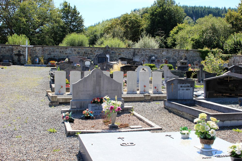 Commonwealth War Graves Ambly