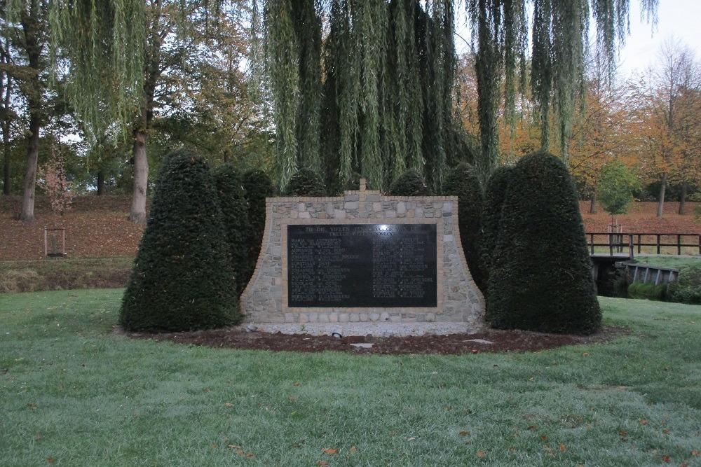 War Memorial Willemstad