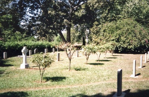 Commonwealth War Graves Zomba