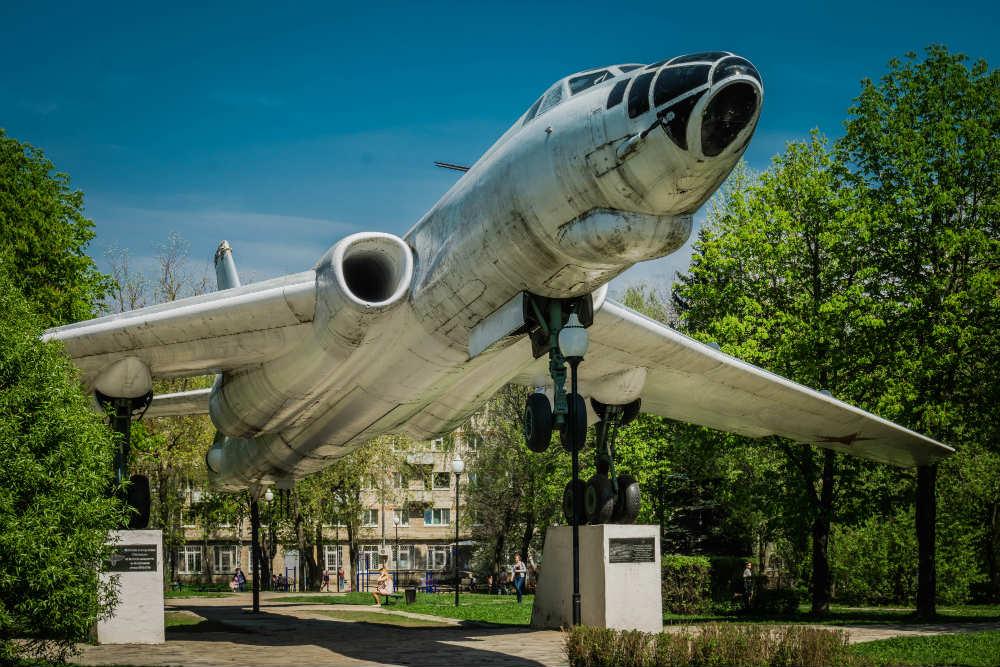 TU-16 Bommenwerper Smolensk