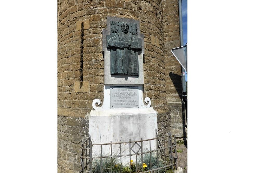 War Memorial Marbehan