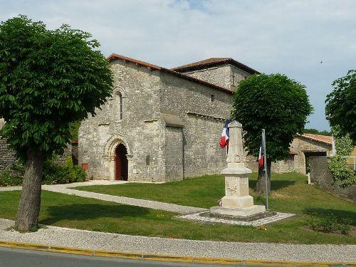 War Memorial Le Grand-Madieu
