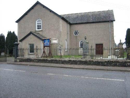 Commonwealth War Graves Killead Presbyterian Churchyard