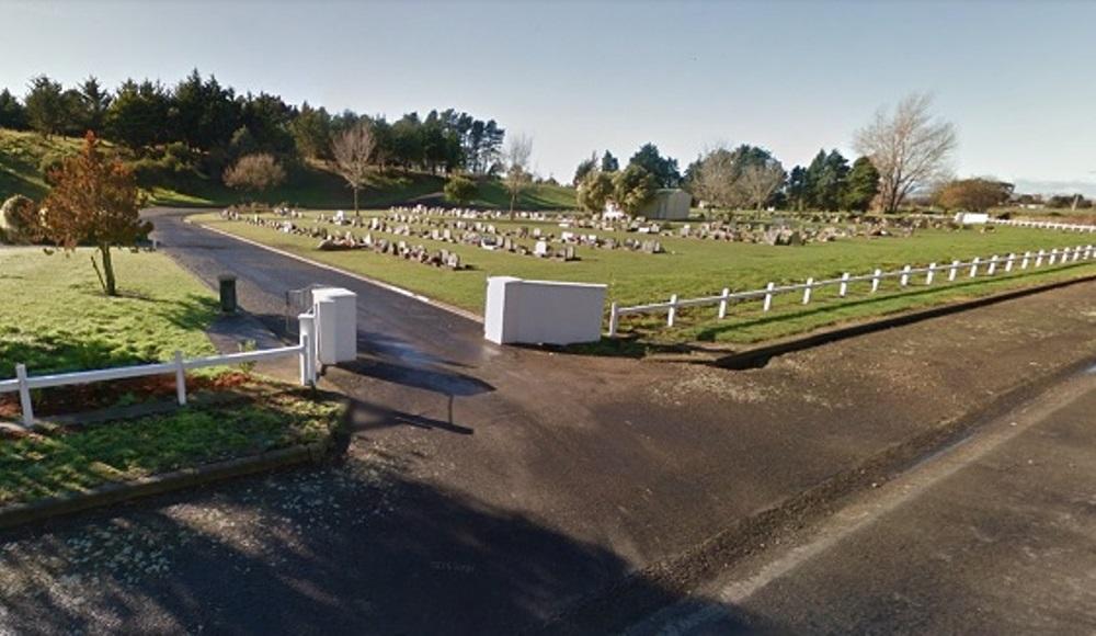 Oorlogsgraven van het Gemenebest Wairoa Cemetery