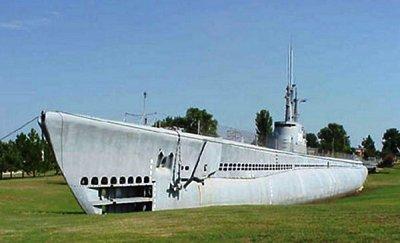 Museumship USS Batfish (SS-310)