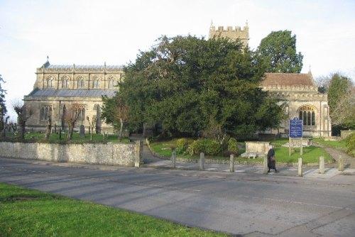 Oorlogsgraven van het Gemenebest St. Denys Churchyard