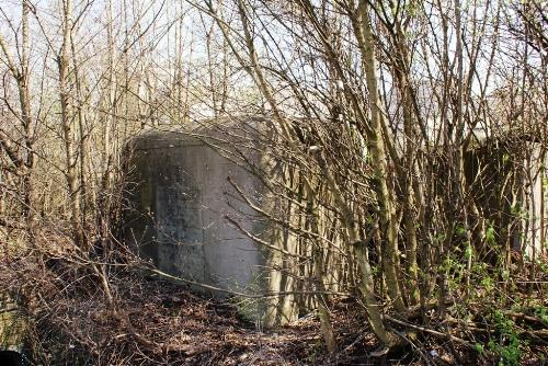 KW-Linie - Bunker VA15