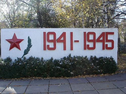 Sovjet Oorlogsgraven