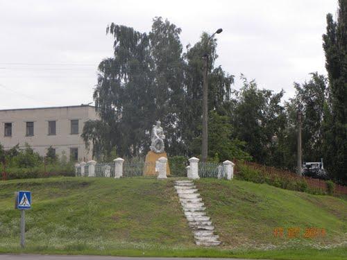 Mass Grave Soviet Soldiers Irklieve