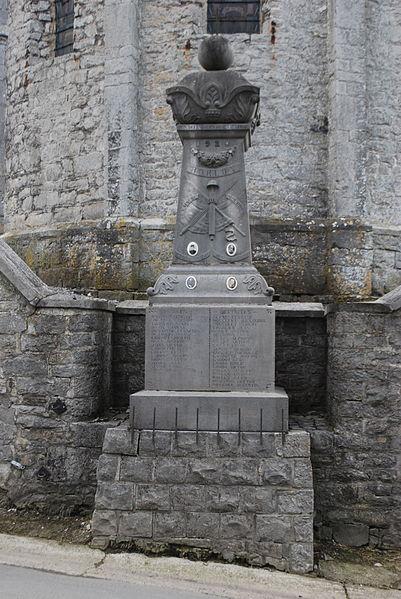 War Memorial Borlon