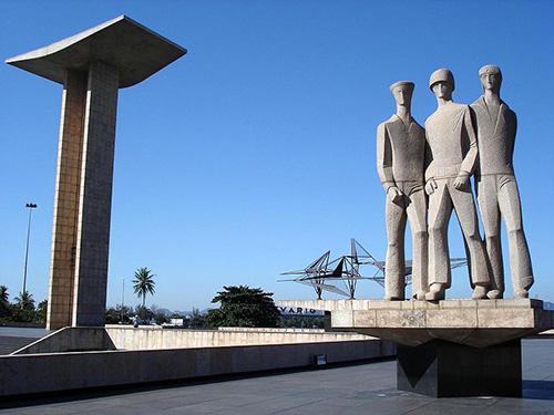 Nationaal Monument Gevallenen Tweede Wereldoorlog