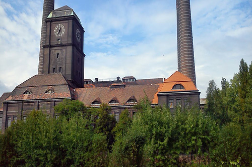 Former Power Plant Bytom