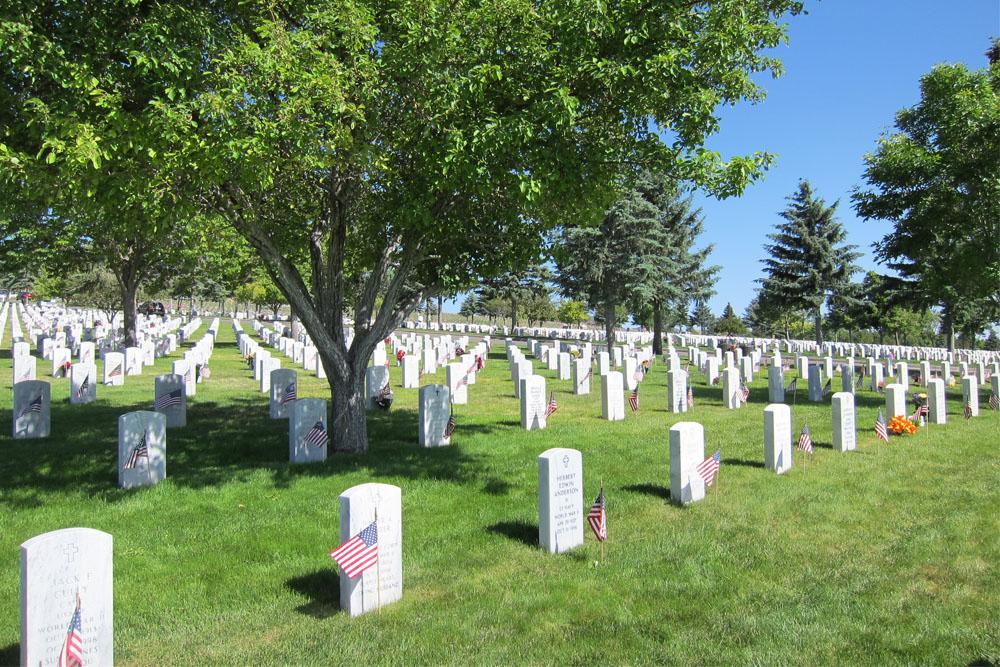 American War Graves Santa Fe National Cemetery