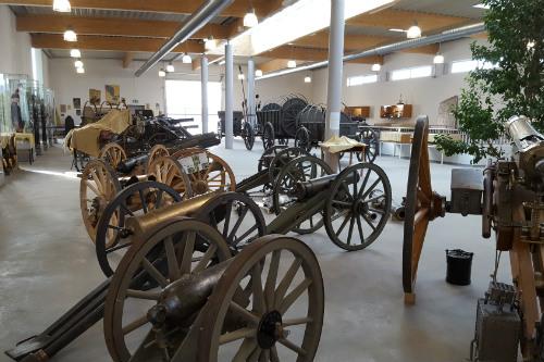 Restaurierung Dreieckland-Museum