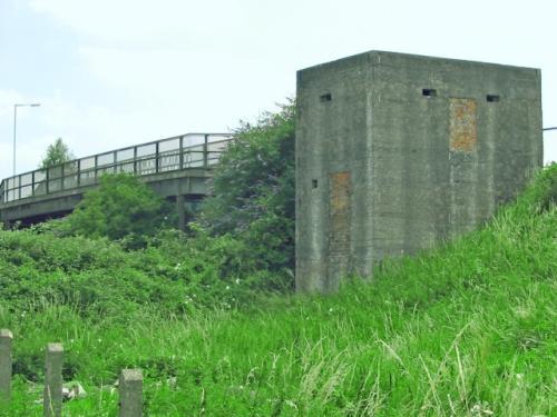 Pillbox Bridgwater
