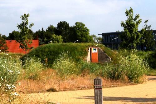 Bunker 'Voorposten bij Cruquius'
